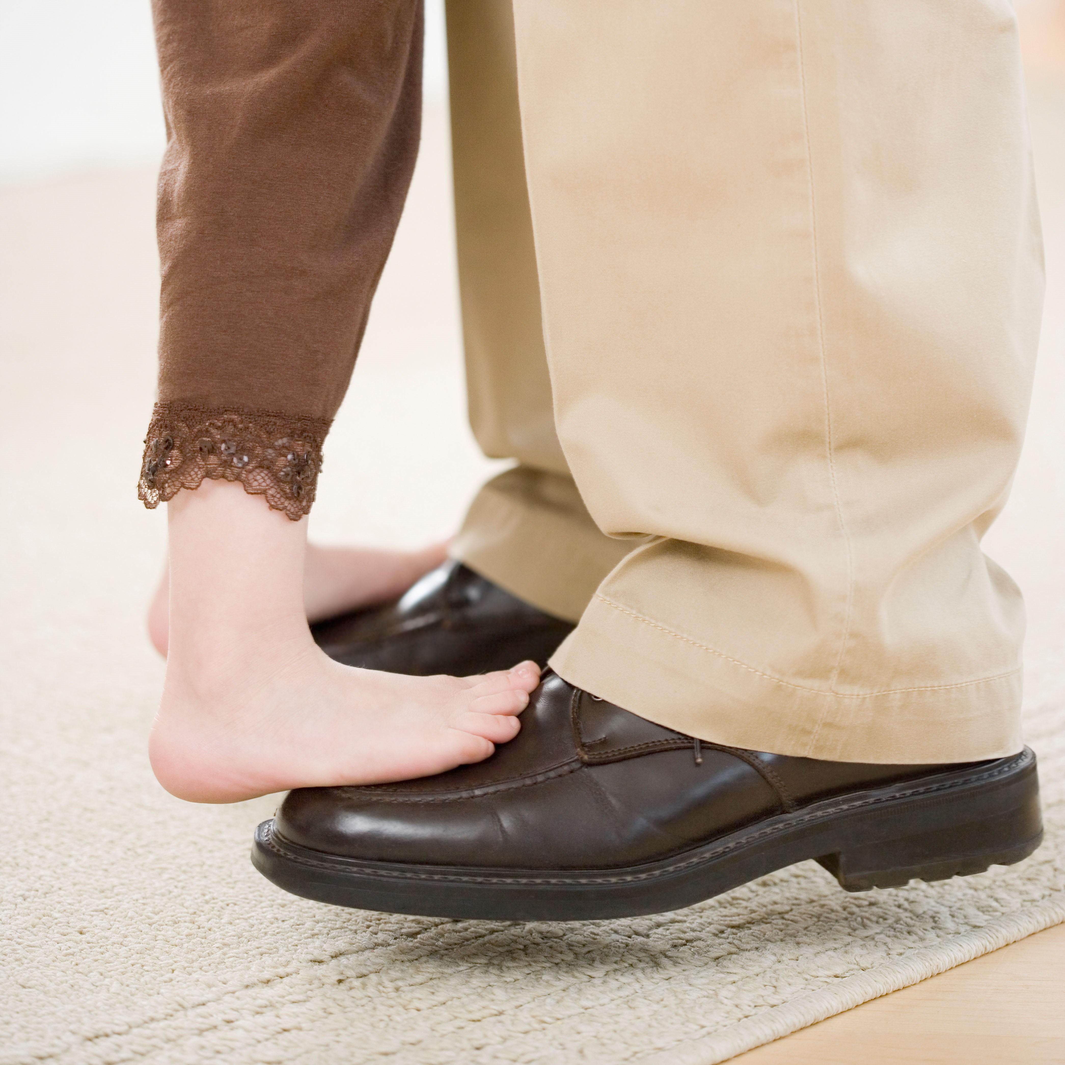 Foot Dancing