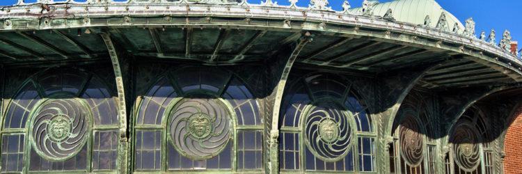 Asbury Park NJ Carousel House