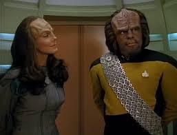 K'Ehleyr & Worf