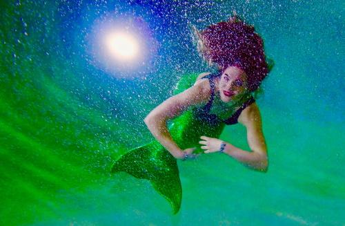 Mermaid Minute